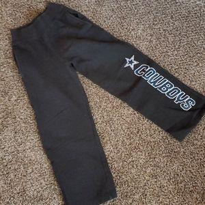 Cowboys sweat pants